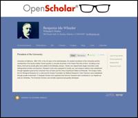 Open Scholar