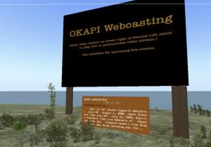 OKAPI Webcasting